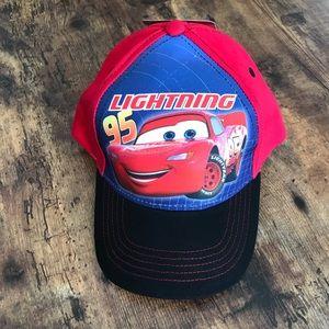 Disney Cars Lightning McQueen hat